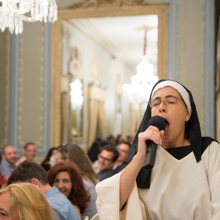 Las atrevidas catas de Berasaluce: Ave María Purísima. Castidad, celibato y actos impuros.